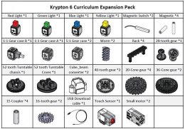 ABILIX Krypton Expansion Packing